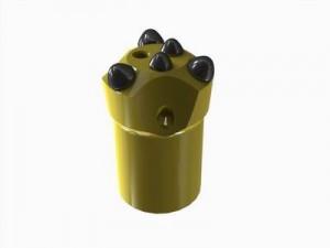 Tapered drill bit
